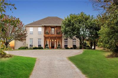 Weatherford Single Family Home Active Option Contract: 316 Clear Lake Lane