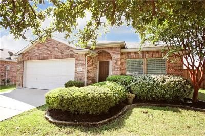 Frisco Single Family Home For Sale: 1337 Tree Top Drive