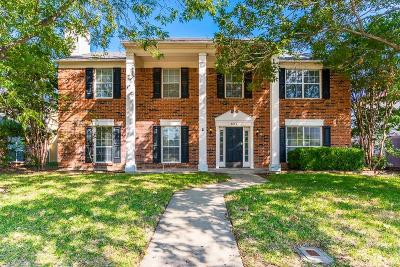 Lewisville Single Family Home For Sale: 1313 Autumn Trail