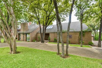 Bedford Single Family Home For Sale: 3913 Candlewick Court