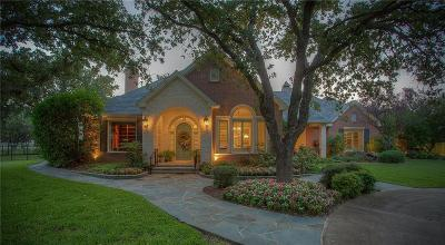 Aledo Single Family Home For Sale: 501 River Ranch Road