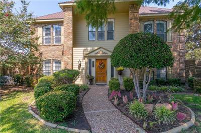 Plano Single Family Home For Sale: 3841 Nantucket Drive