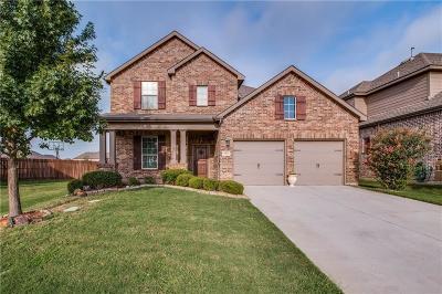 Little Elm Single Family Home For Sale: 1320 Wheatear Drive