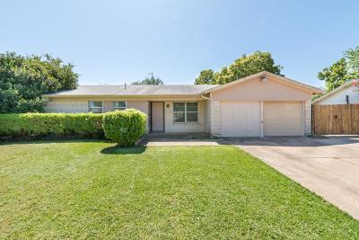 Watauga Single Family Home For Sale: 5920 Rosalyn Drive