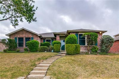 Rockwall, Fate, Heath, Mclendon Chisholm Single Family Home For Sale: 1439 Glenwick Drive