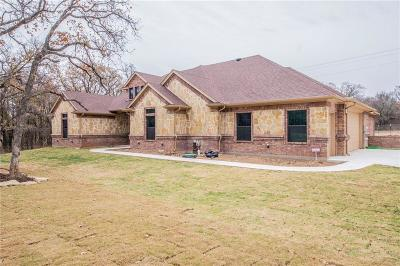 Lipan Single Family Home For Sale: 129 Eagle Drive