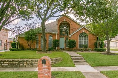 Keller Single Family Home Active Option Contract: 728 Muirfield Road