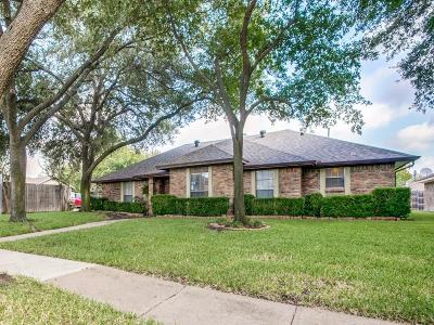 Richardson Single Family Home For Sale: 1919 Baylor Drive