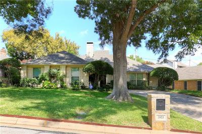 Arlington Single Family Home For Sale: 3821 Rochelle Drive