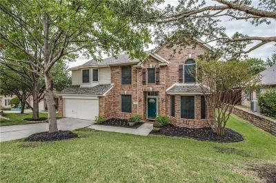 Highland Village Single Family Home For Sale: 3108 Southwood Drive