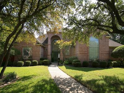 Southlake Single Family Home For Sale: 800 Timbercrest Court