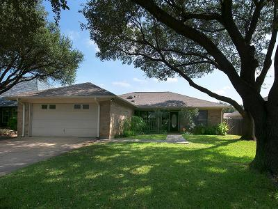 North Richland Hills Single Family Home Active Option Contract: 6808 Mesa Drive