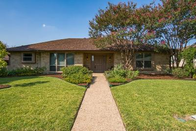 Richardson Single Family Home For Sale: 2209 Golden Willow Lane