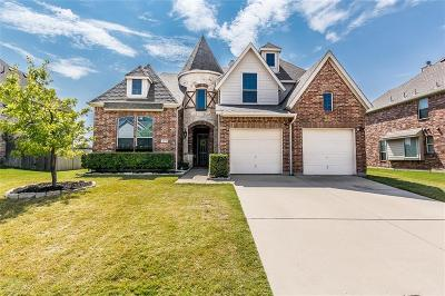 Prosper Single Family Home Active Option Contract: 290 Dave Trail
