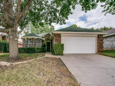 Dallas, Fort Worth Single Family Home For Sale: 9005 Brushy Creek Trail