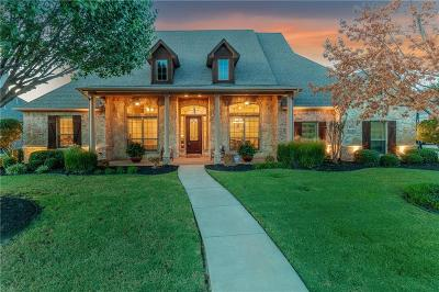 Keller Single Family Home For Sale: 813 Northern Trace