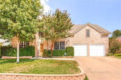 North Richland Hills Single Family Home For Sale: 8633 Madison Drive