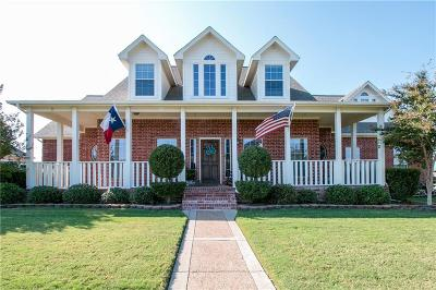 Haslet Single Family Home For Sale: 321 Arbor Lane