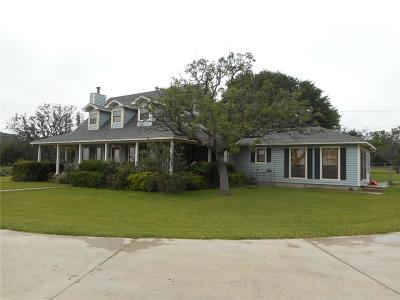 Mills County Single Family Home For Sale: 47 Fm 572 E