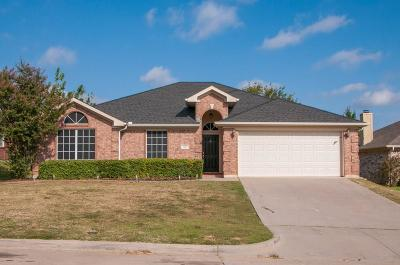Mansfield Single Family Home For Sale: 1611 McGarry Lane