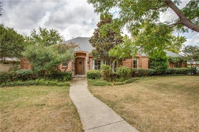 Dallas, Addison Single Family Home For Sale: 11223 Wonderland Trail