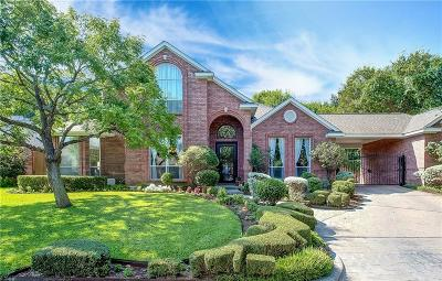 Fort Worth Single Family Home For Sale: 6717 Castle Creek Drive