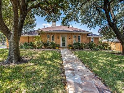 Dallas Single Family Home For Sale: 8703 Flint Falls Drive