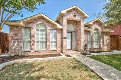 Carrollton Single Family Home For Sale: 2253 Chapman Drive