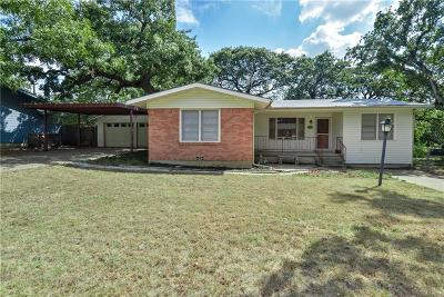 Hurst Single Family Home For Sale: 312 E Ellen Avenue