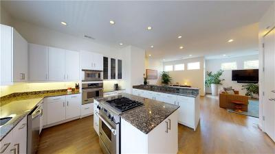 Dallas, Fort Worth Townhouse For Sale: 3925 Gilbert Avenue #B