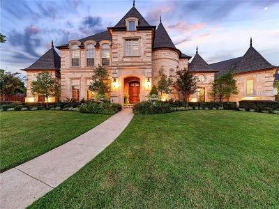 Colleyville Single Family Home Active Option Contract: 4917 Rockrimmon Court