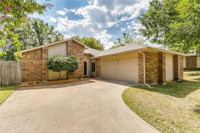 Flower Mound Single Family Home For Sale: 1319 Colony Court