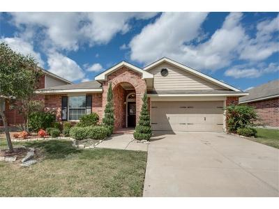 Forney TX Single Family Home For Sale: $185,000