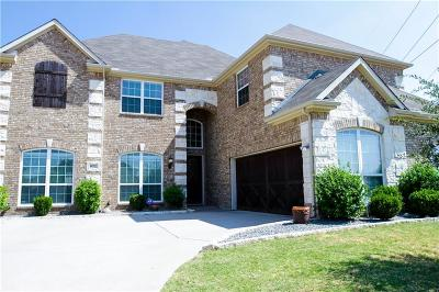 Frisco Single Family Home For Sale: 10222 Rosini Court