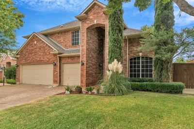 Flower Mound Single Family Home For Sale: 2116 Stevenson Lane