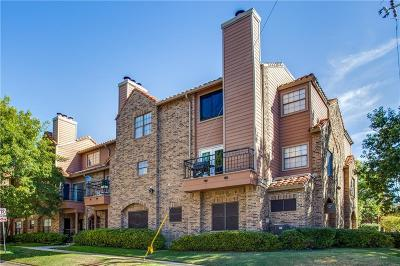 Highland Park, University Park Condo For Sale: 6002 Auburndale Avenue #6002D