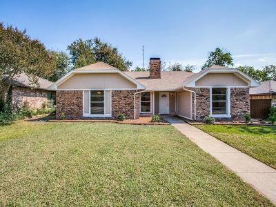 Garland Single Family Home For Sale: 714 Maple Glen Drive