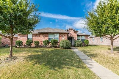 Wylie Single Family Home For Sale: 2909 Misty Way Drive