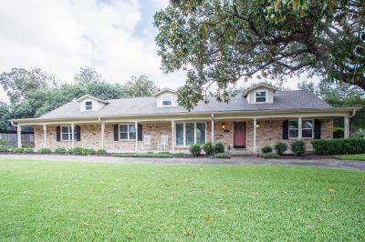 Farmers Branch Single Family Home For Sale: 13718 Braemar Drive