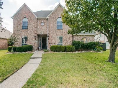 Plano Single Family Home For Sale: 8821 Calistoga Springs Way