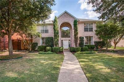 Plano Single Family Home For Sale: 3716 Mount Pleasant Lane