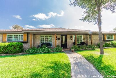 Dallas Single Family Home For Sale: 12138 Landlock Drive