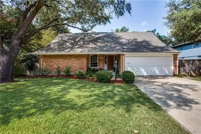 Dallas Single Family Home For Sale: 9321 Pinewood Drive