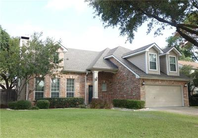 Flower Mound Single Family Home For Sale: 3727 Spring Meadow Lane