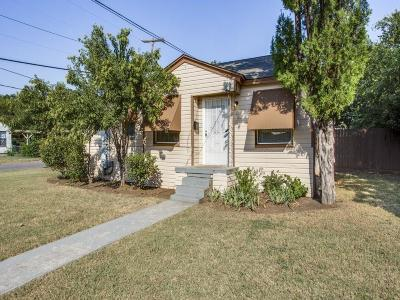 Dallas Single Family Home For Sale: 6730 Lockheed Avenue