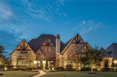Southlake Single Family Home For Sale: 2136 Camden Circle