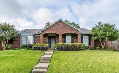 Single Family Home For Sale: 400 Foxtail Court