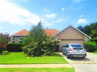 Rowlett Single Family Home For Sale: 6503 Violet Drive