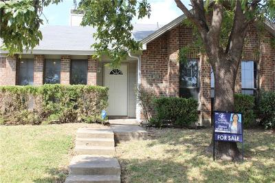 Mesquite Single Family Home For Sale: 1515 Springcrest Drive