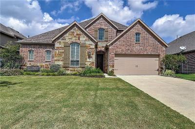 Prosper Single Family Home For Sale: 560 Trailside Drive